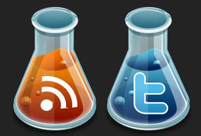 RSS y Twitter